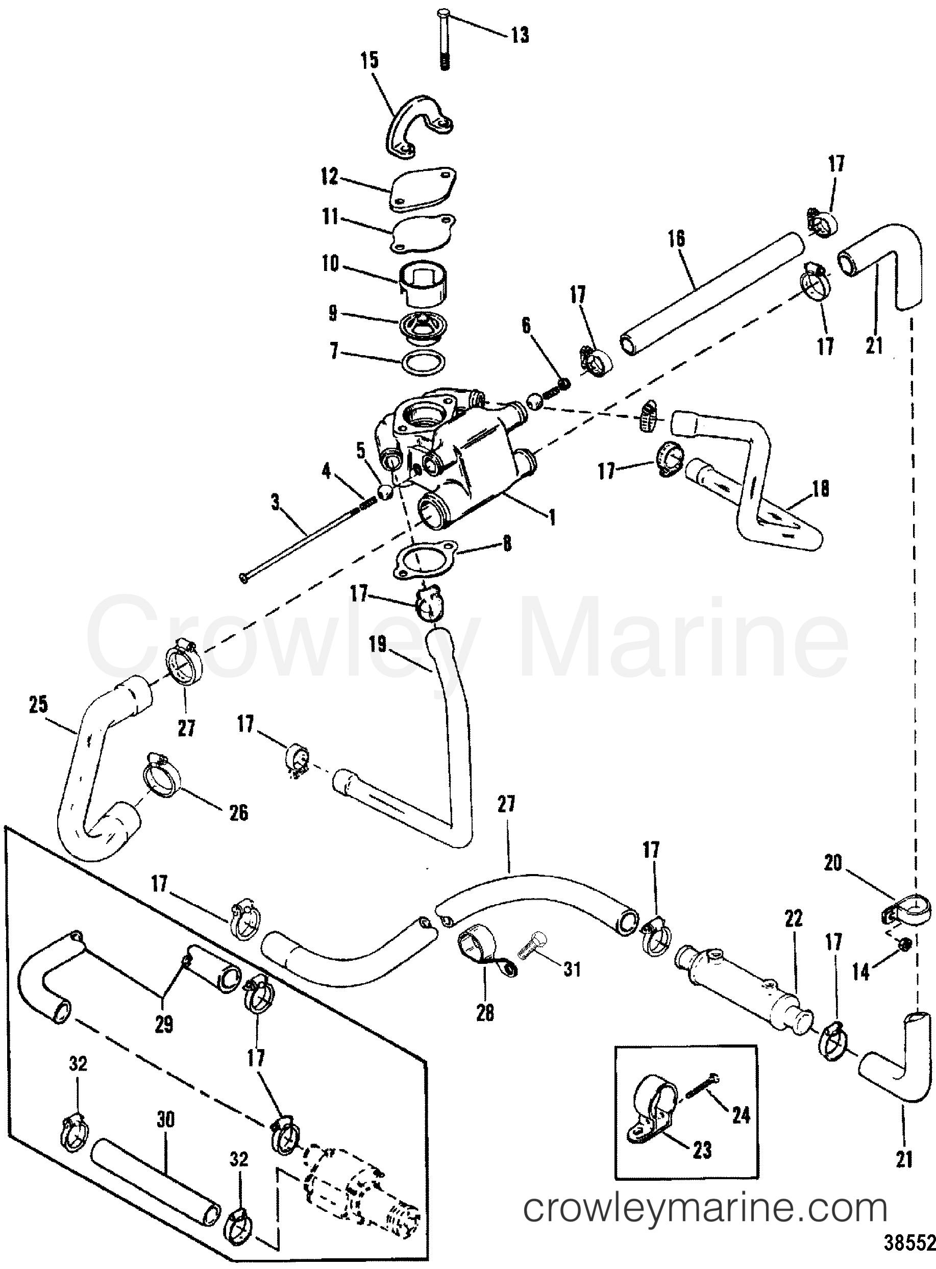 standard cooling system design ii