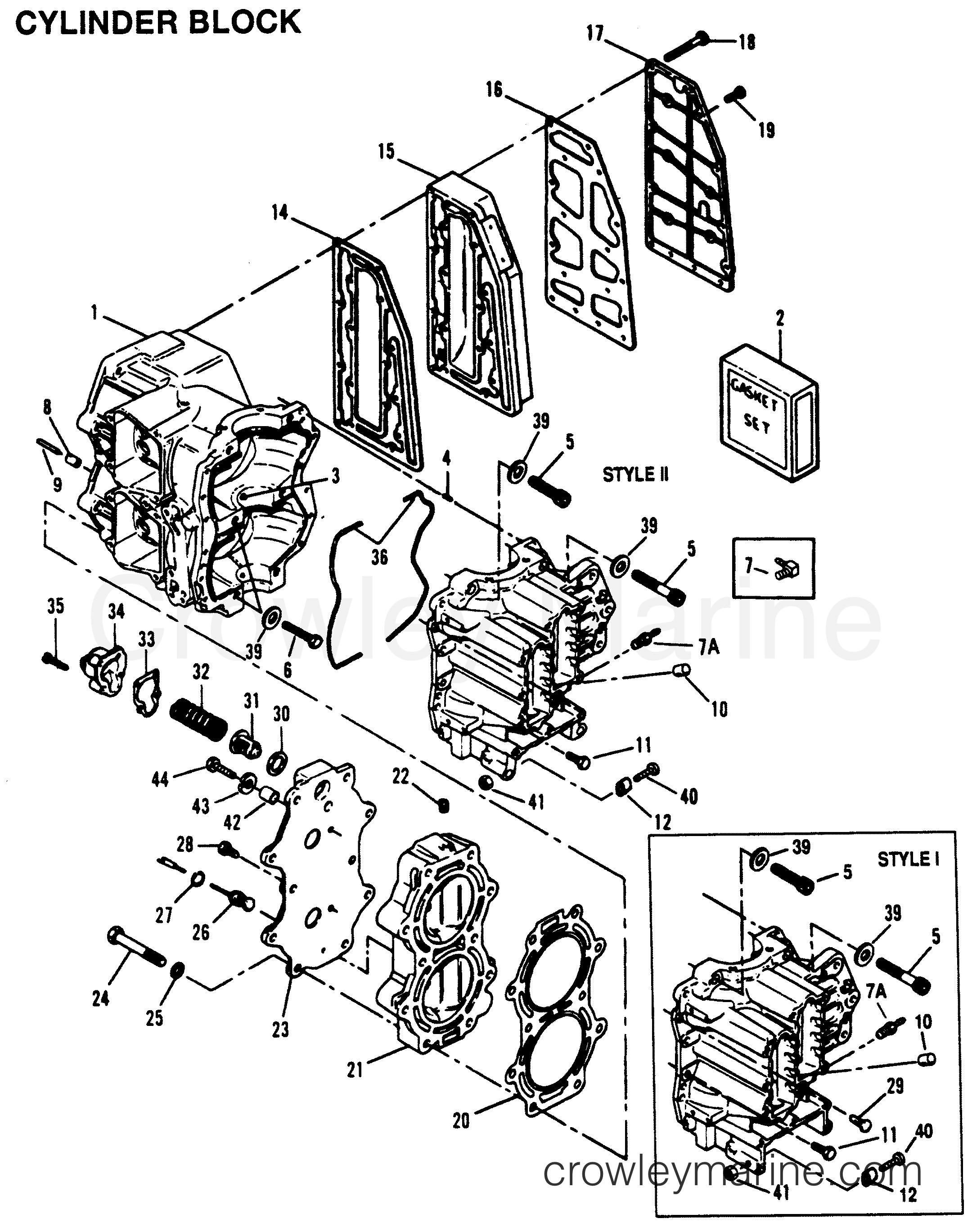 cylinder block