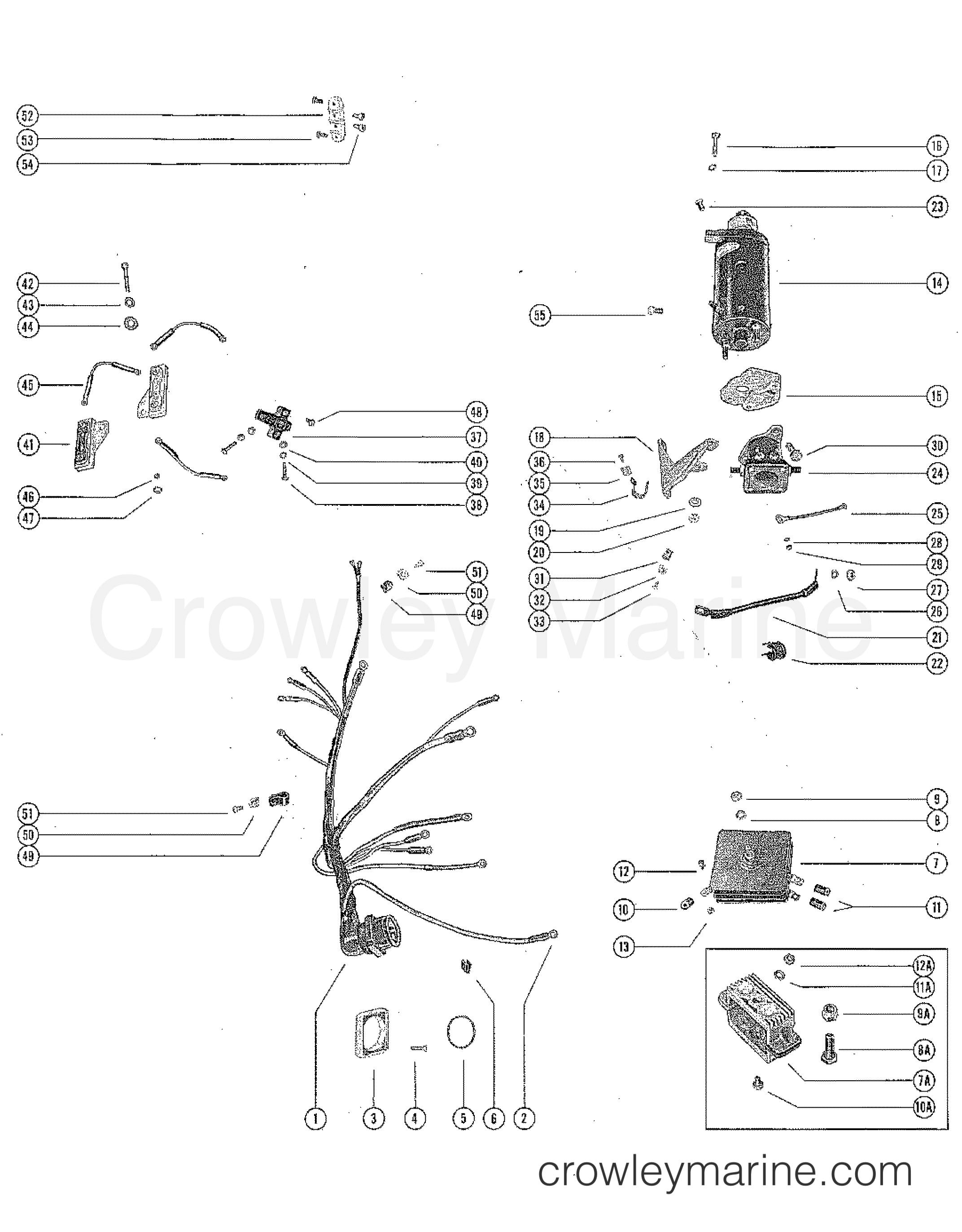 80 Hp Mercury Outboard Wiring Diagram