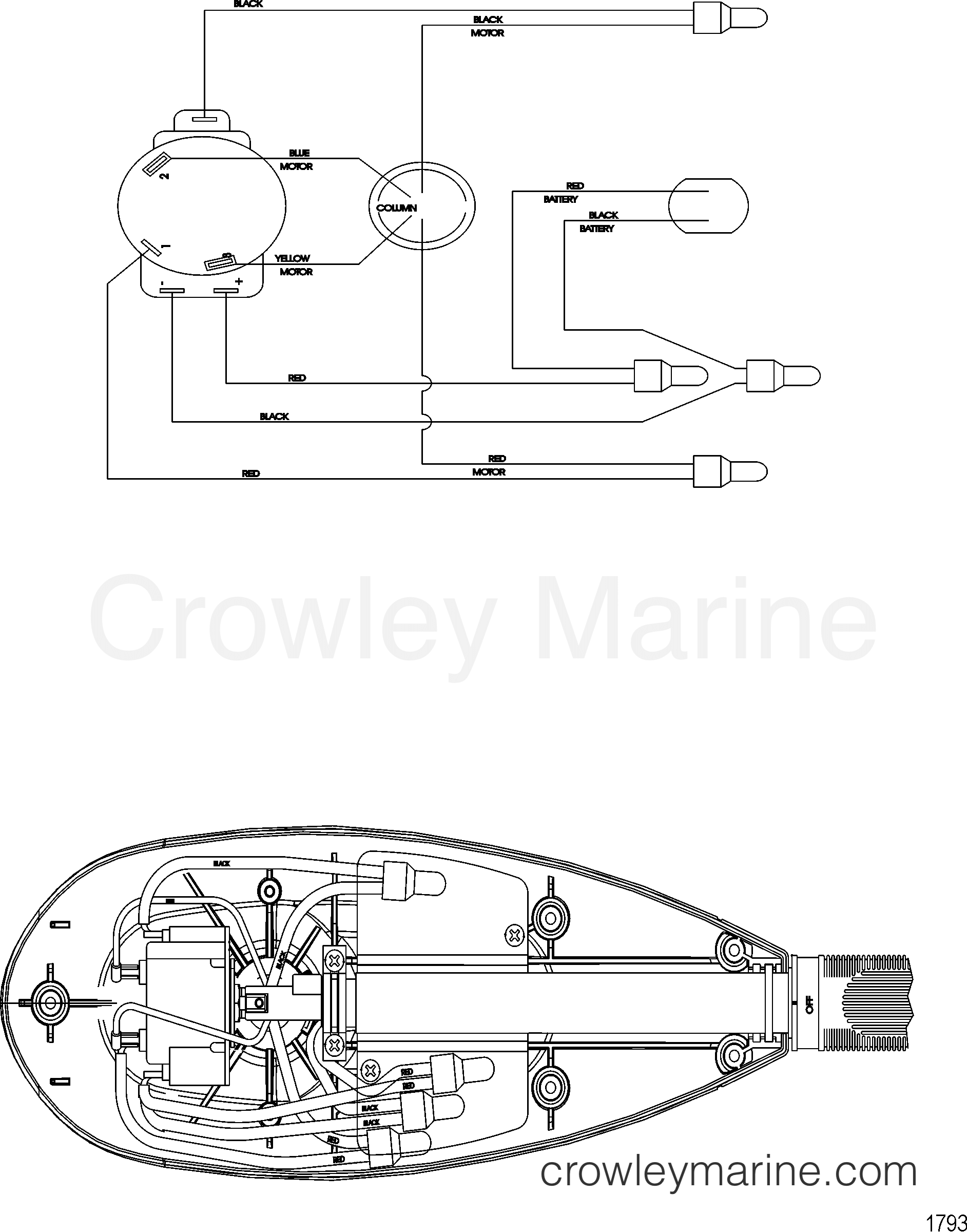 mercury 800 outboard wiring diagram