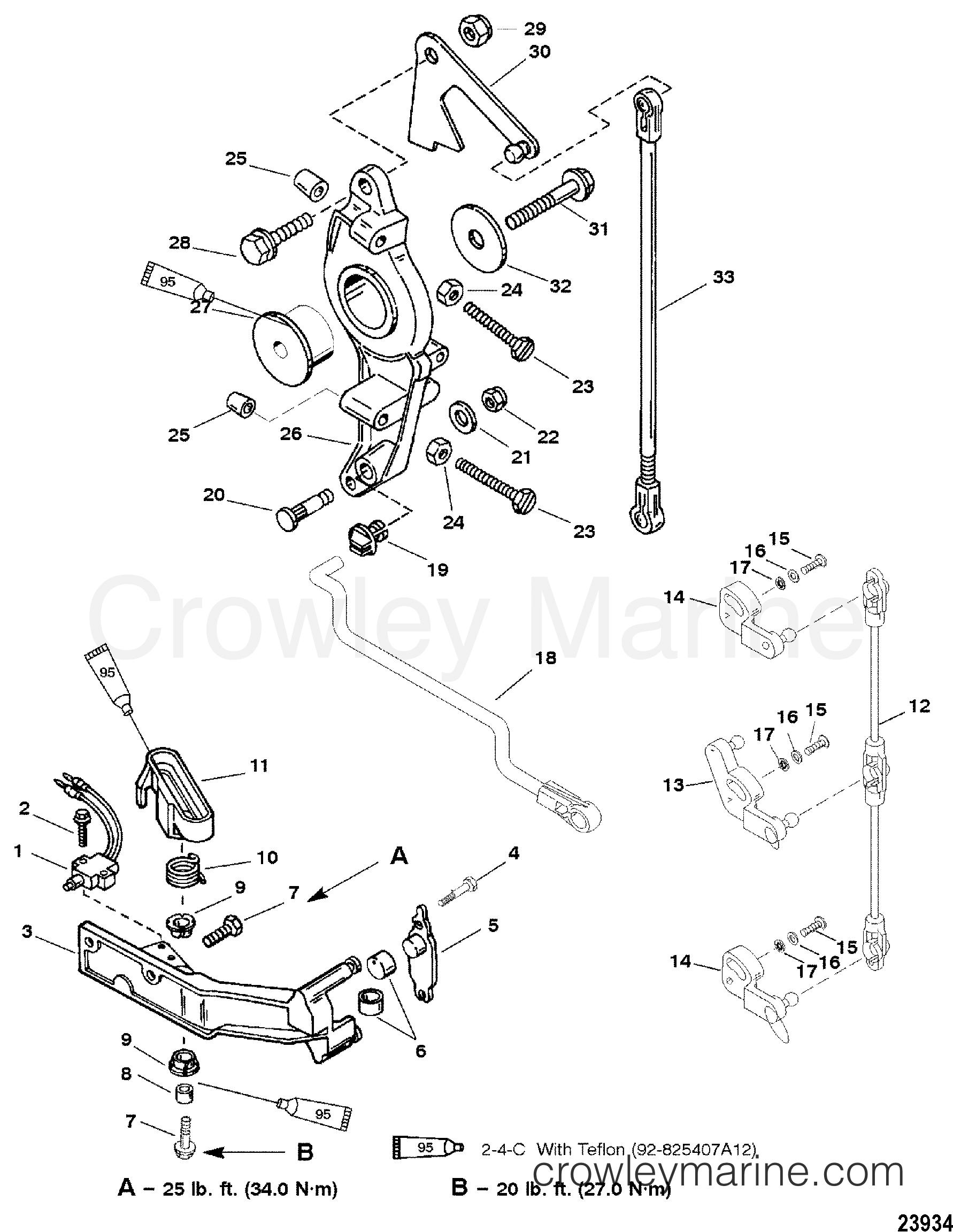anchor bracket all models   s  n-0g303046  u0026 up