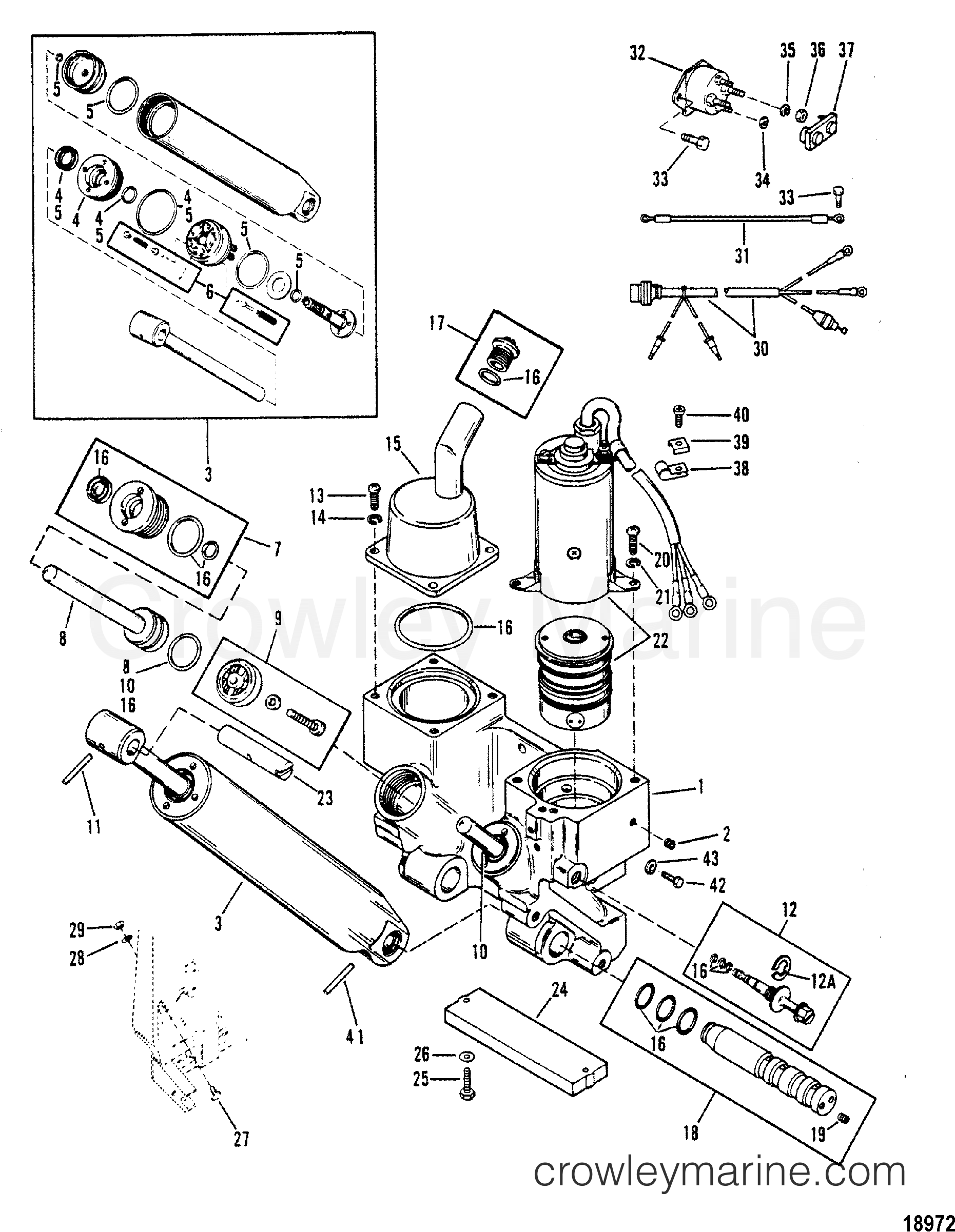 blackmax 175hp removal page  1