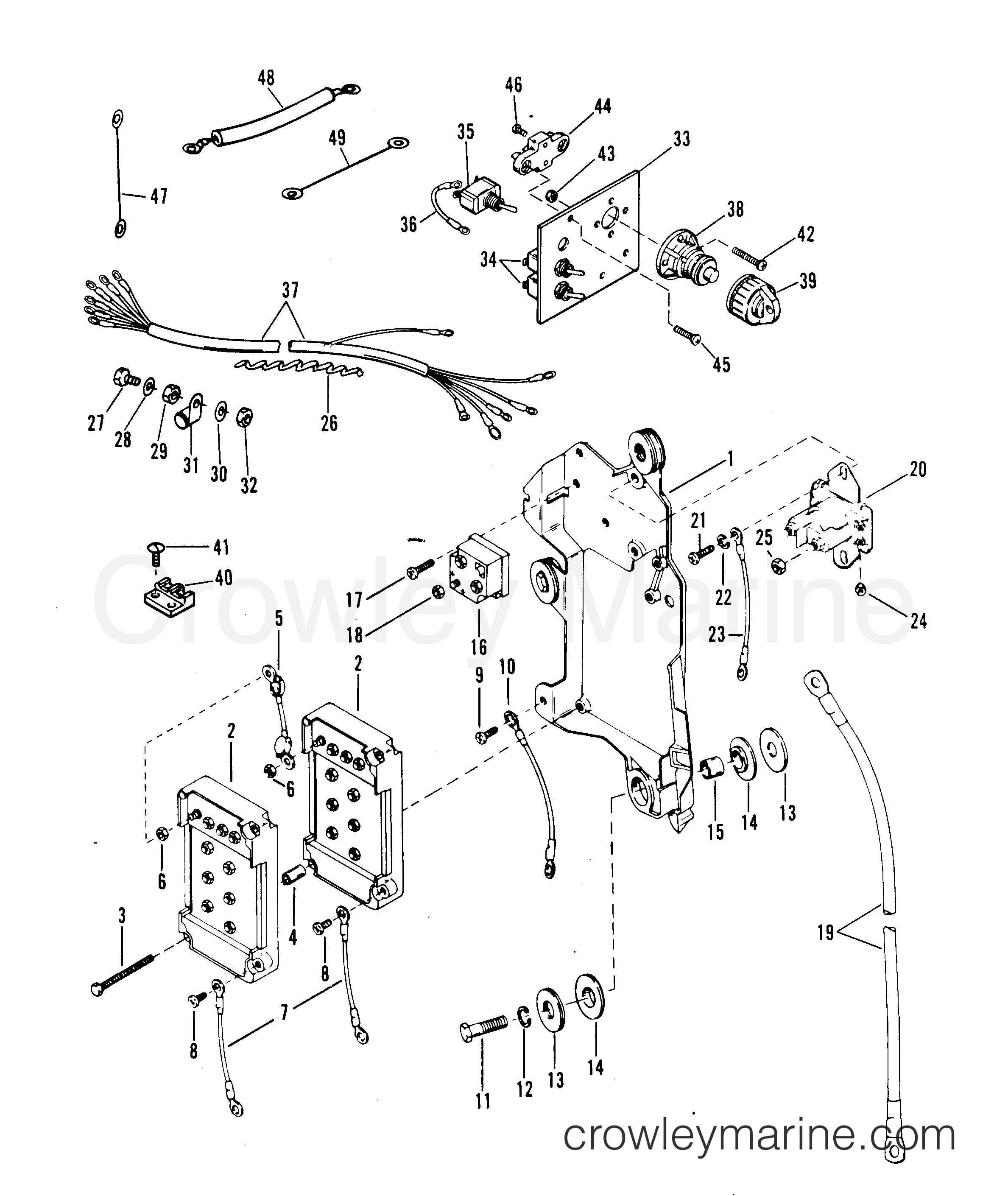 Starter Wiring In A Race - Wiring Schematics on
