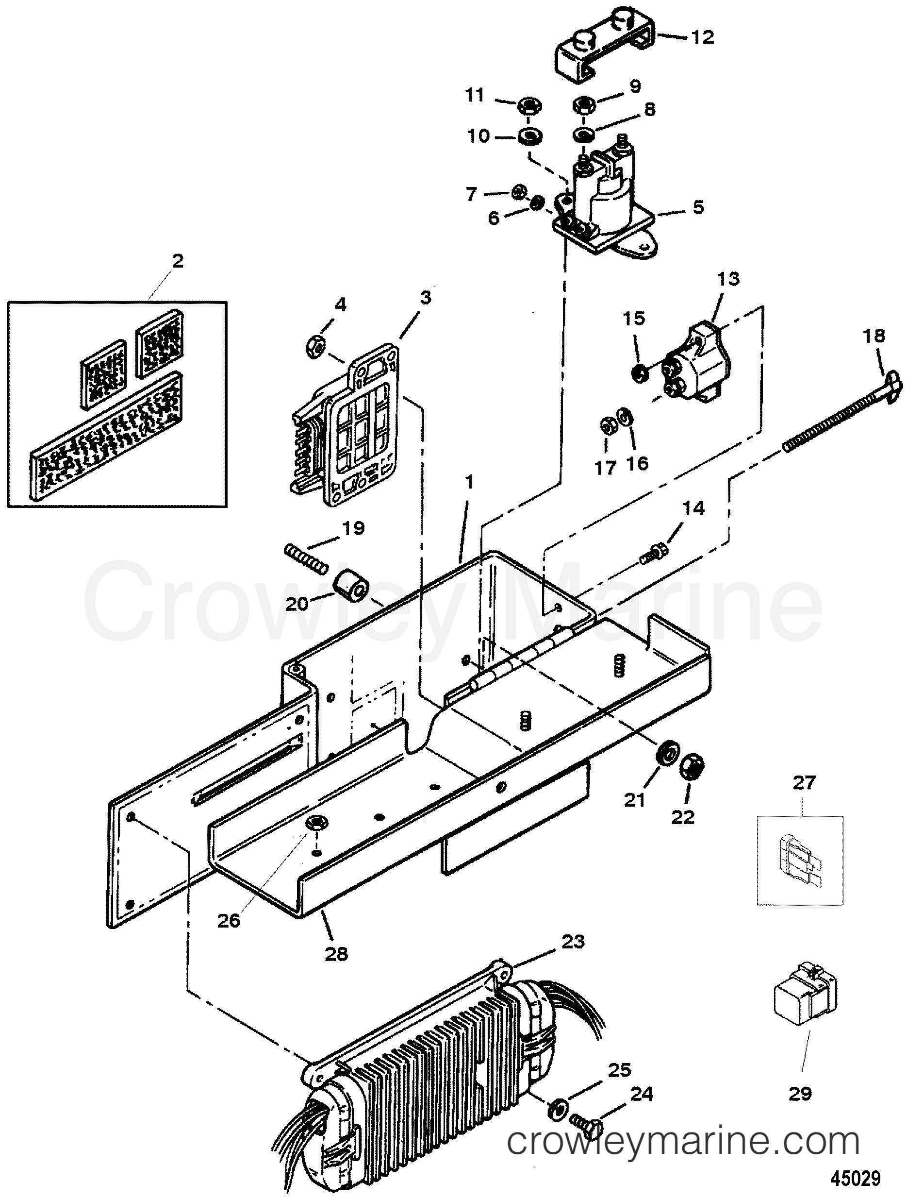 composants et bo u00cetier  u00c9lectrique