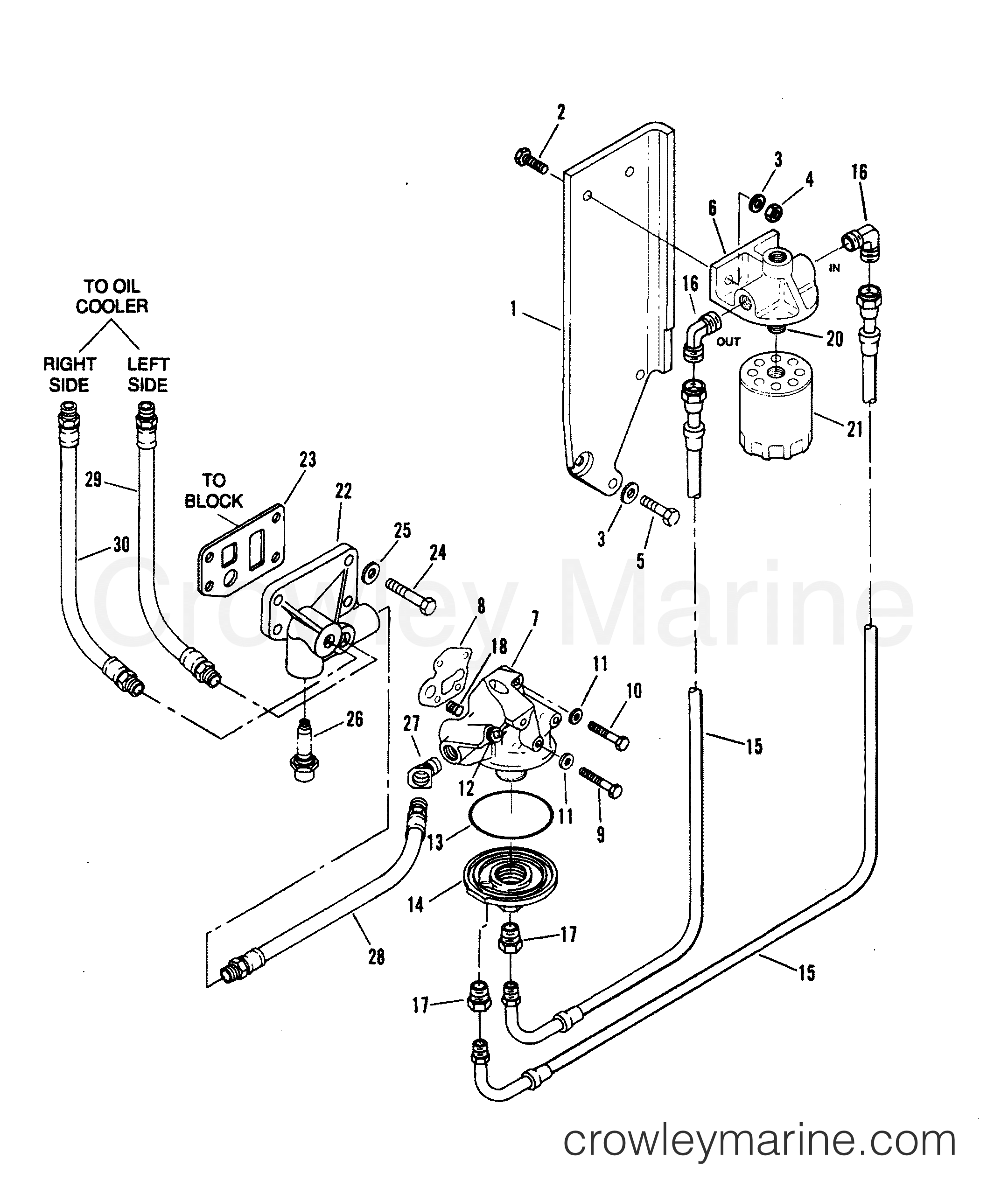 Rotax 380 Engine Diagram Auto Electrical Wiring Electric Oven Pglef385cs2 Range Oil Filter And Hoses Inboard