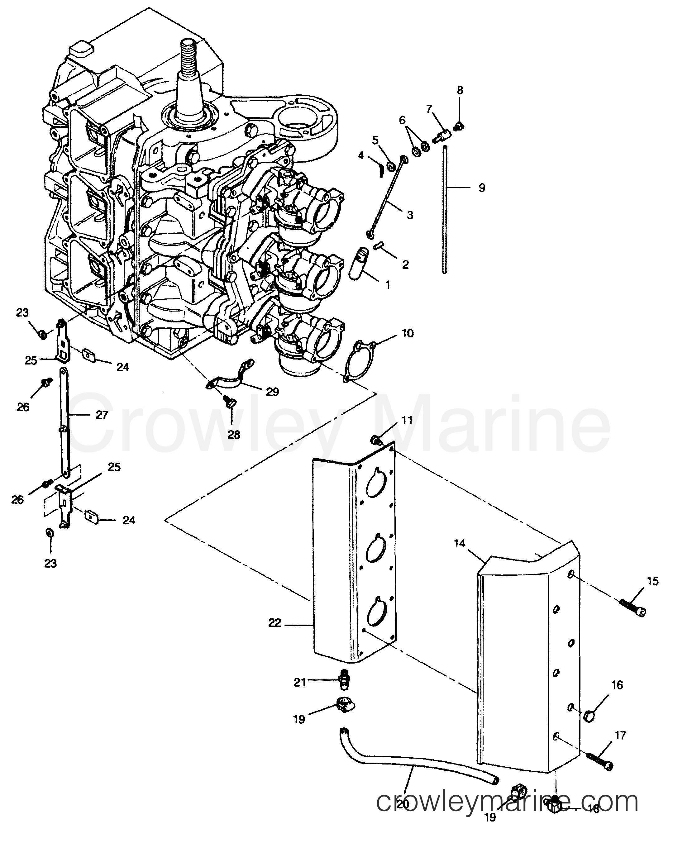wiring diagram for a 1995 mercury force 40 hp