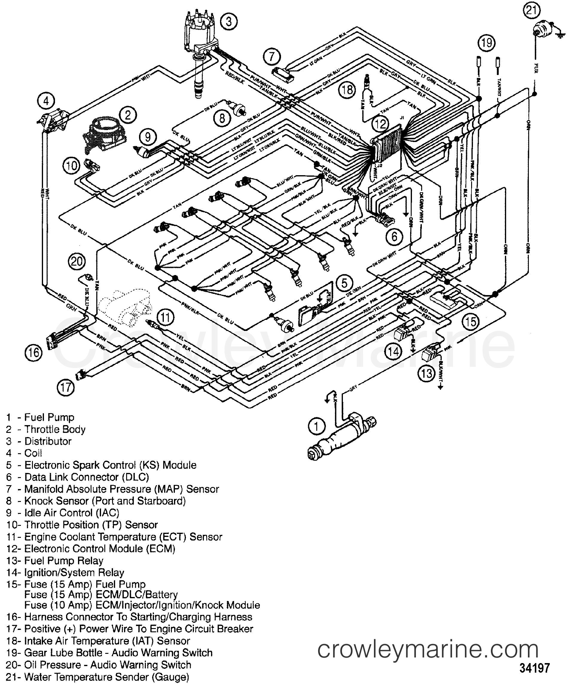 1996 crownline 202 br wiring diagram   36 wiring diagram