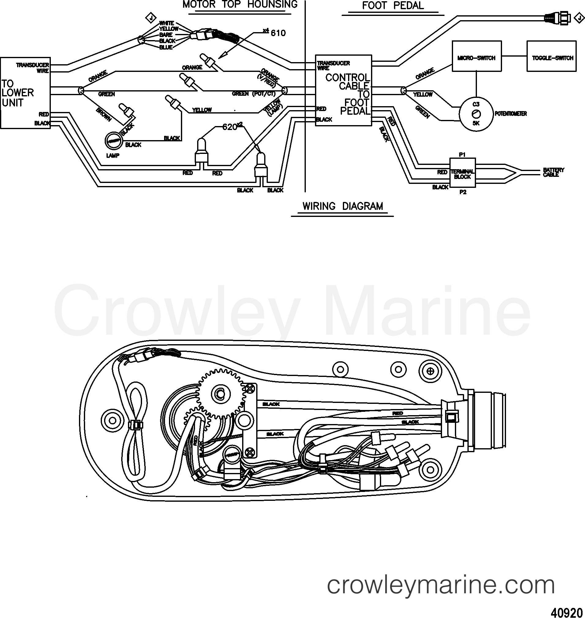 m7C56MvY wire diagram(tr109lfbd) (36 volt) 2008 motorguide 24v 930011010 motorguide foot pedal wiring diagram at mifinder.co