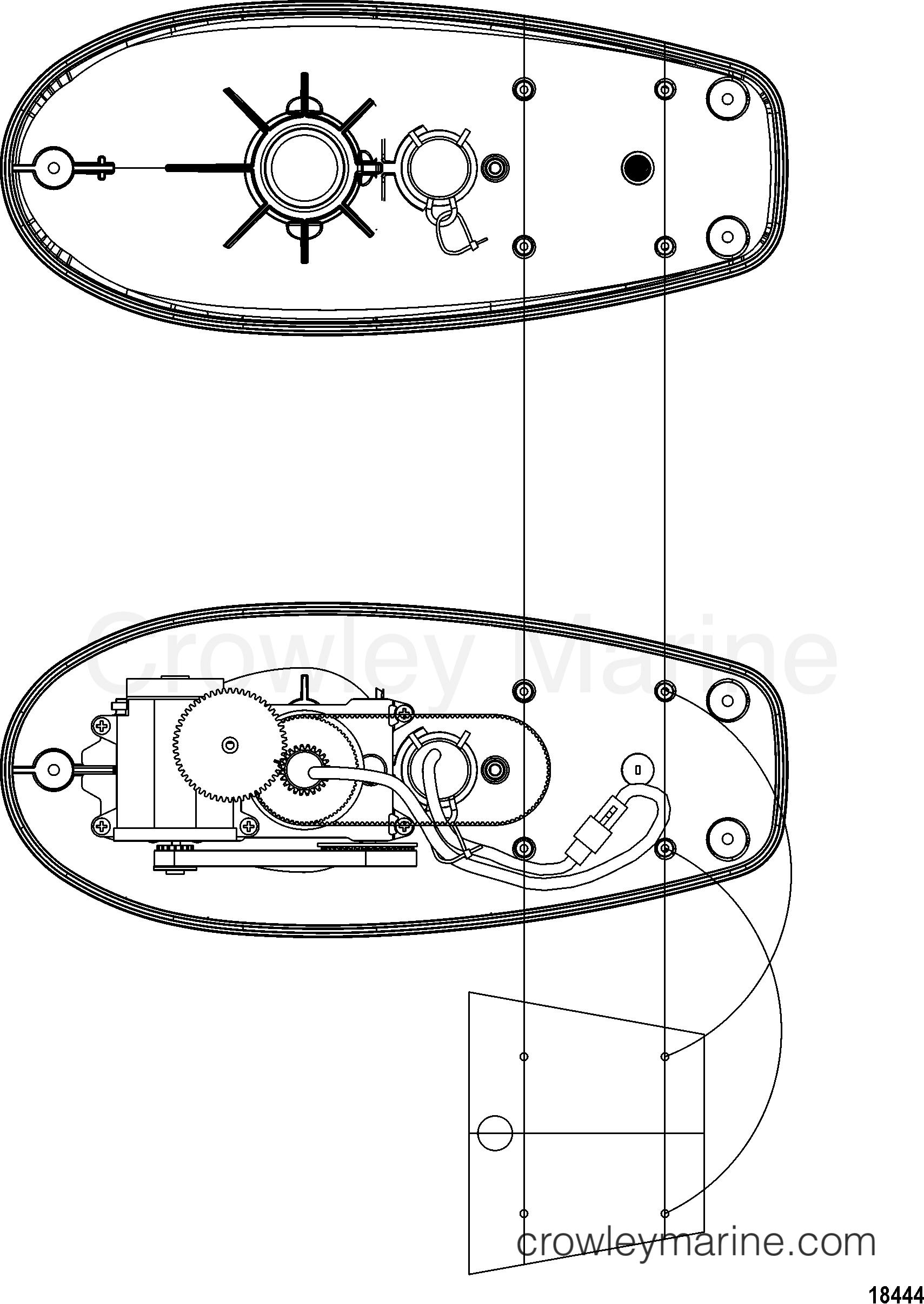 wire diagram tres109pfb   36 volt