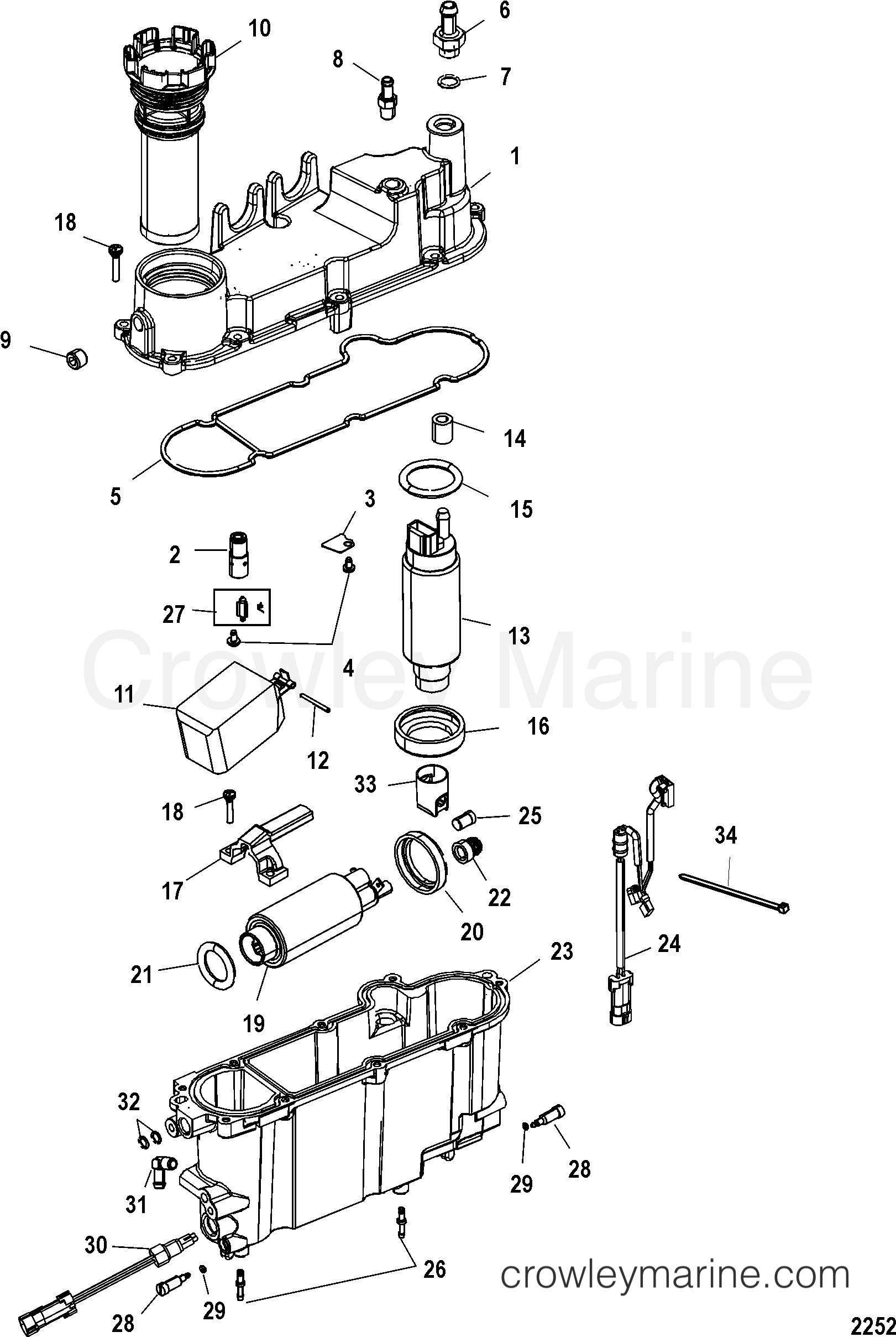 vapor separator