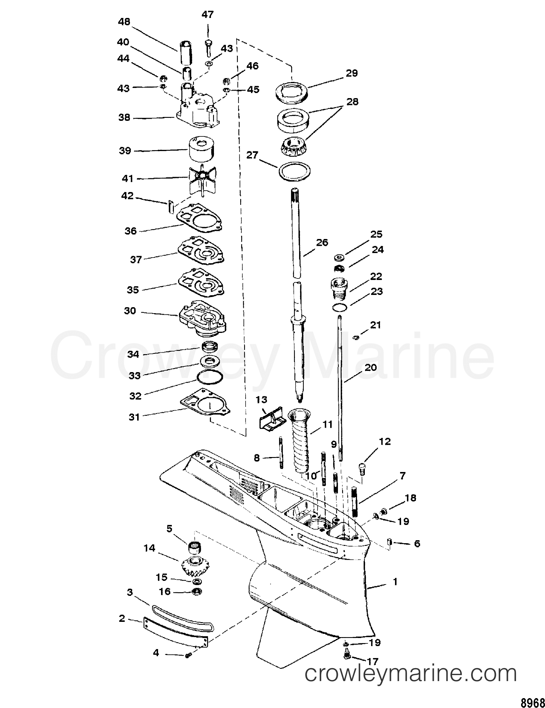 mercury outboard ignition wiring diagram  mercury  wiring