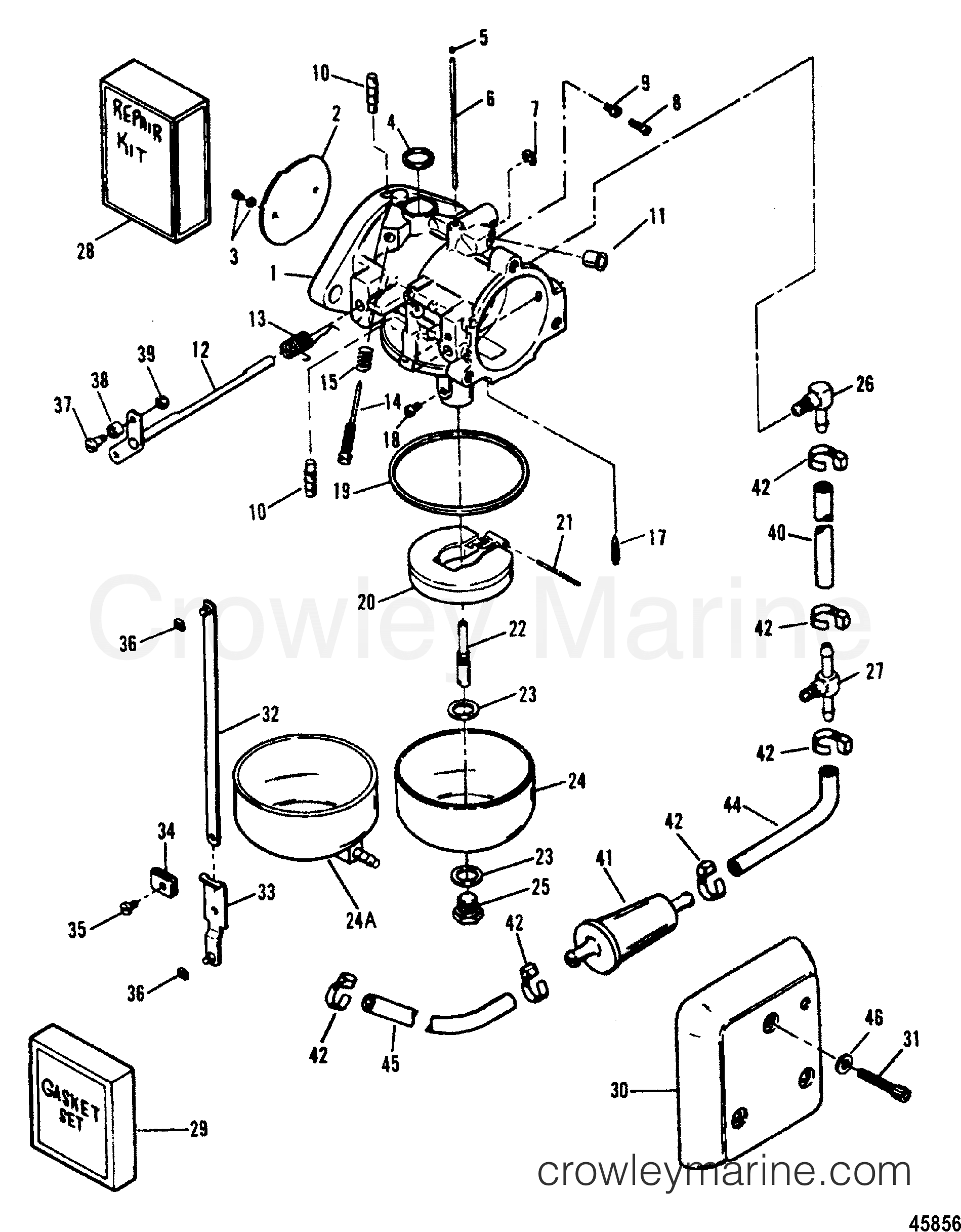 wiring diagram for 50 hp mercury outboard wiring diagram