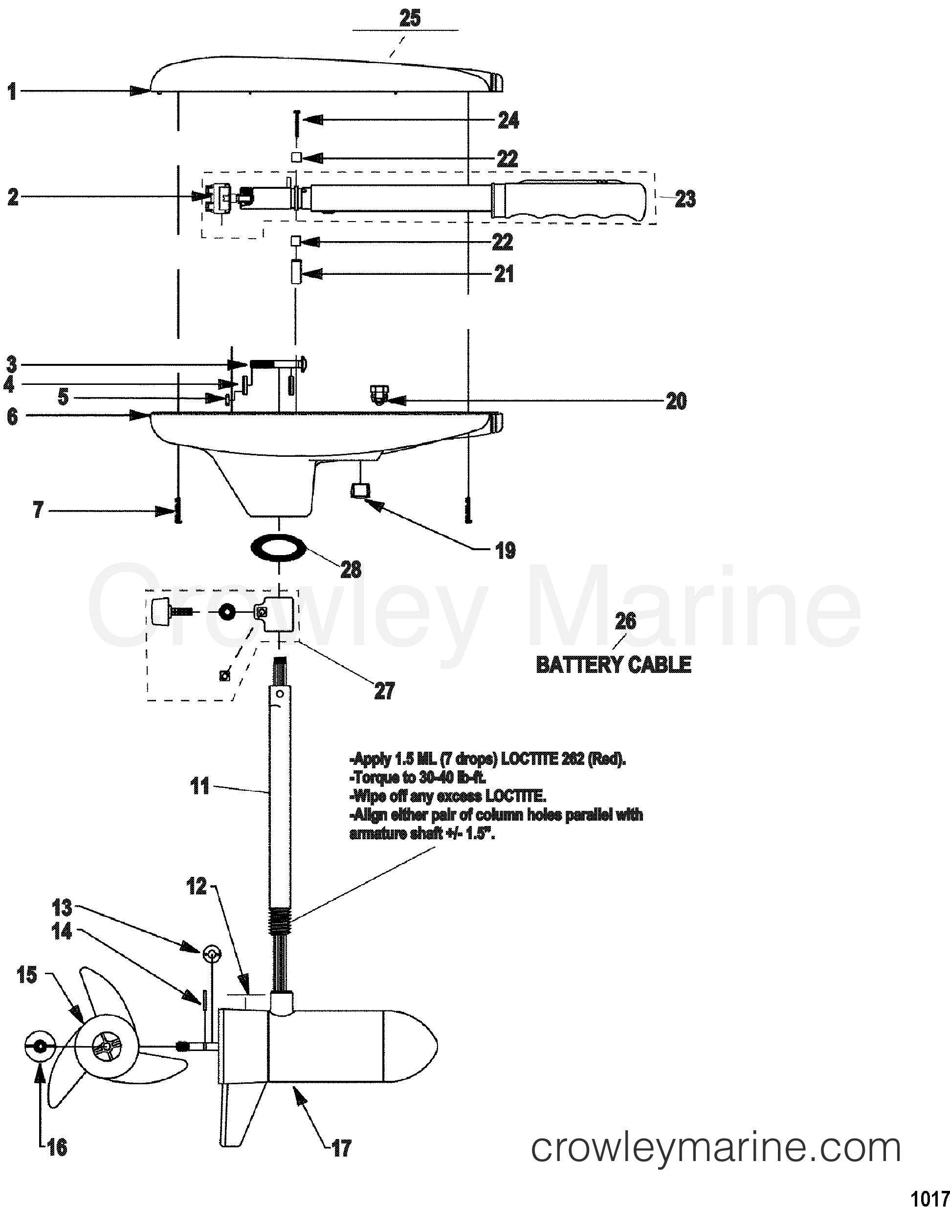 Rcljfplg on 24 Volt Trolling Motor Wiring Diagram