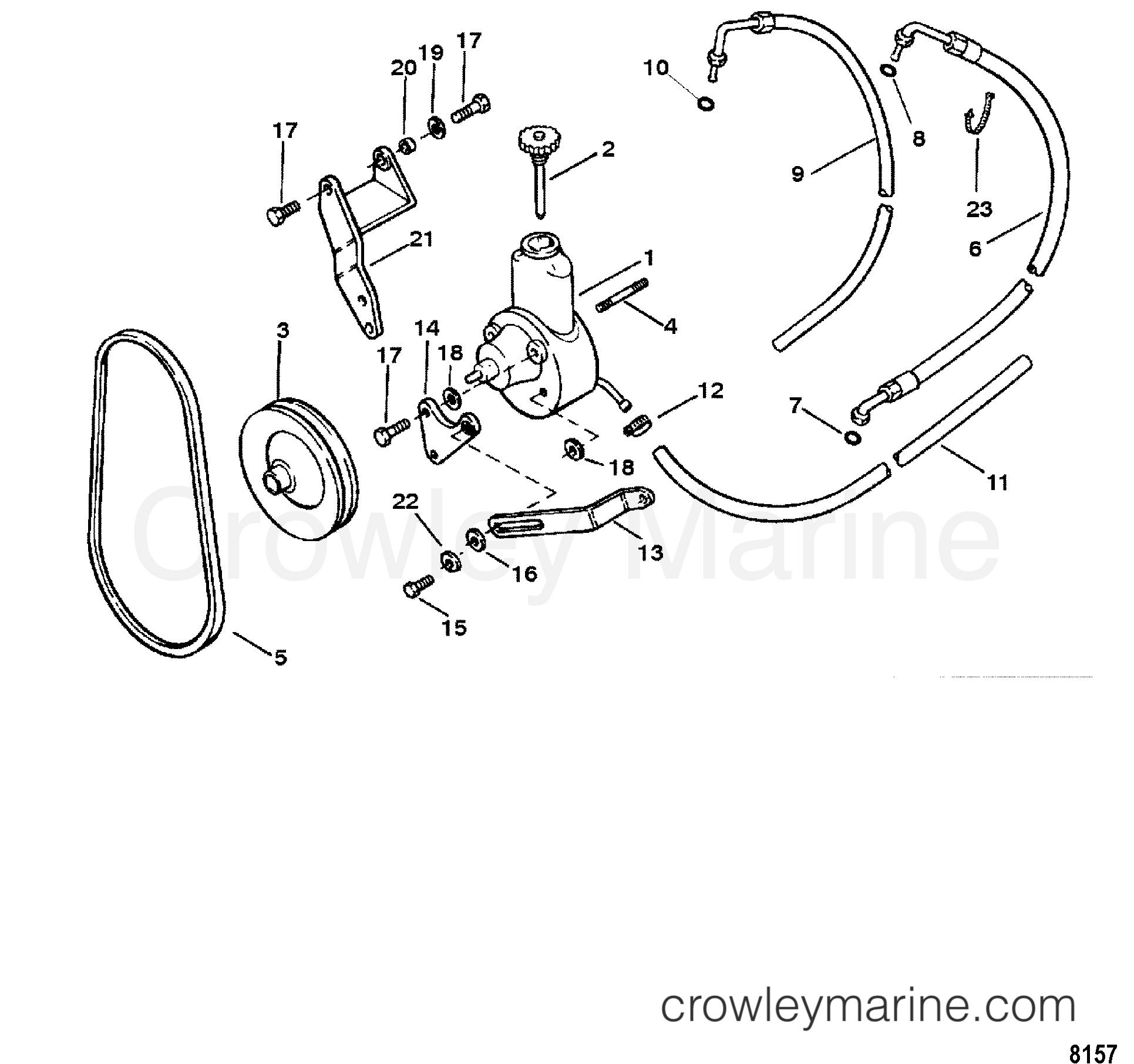 Electrical  ponents as well 3xfmw 88 Searay Mercuriser 5 0 350 V8 Alpha Sterndrive likewise Wiring Diagram Mercruiser 470 Starter additionally Alpha One Outdrive Trim Wiring Diagram as well Mercruiser 5 7 Wiring Harness Diagram. on 5 0 mercruiser inboard engine