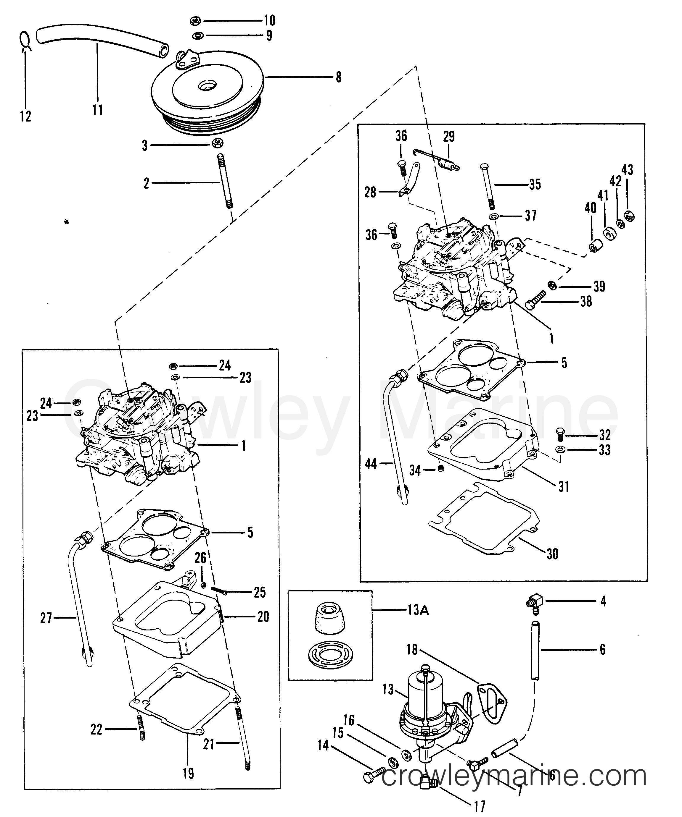 488 Mercruiser Wire Diagram Trusted Wiring Diagrams Mercury 140 Hp Parts Illustration Of U2022