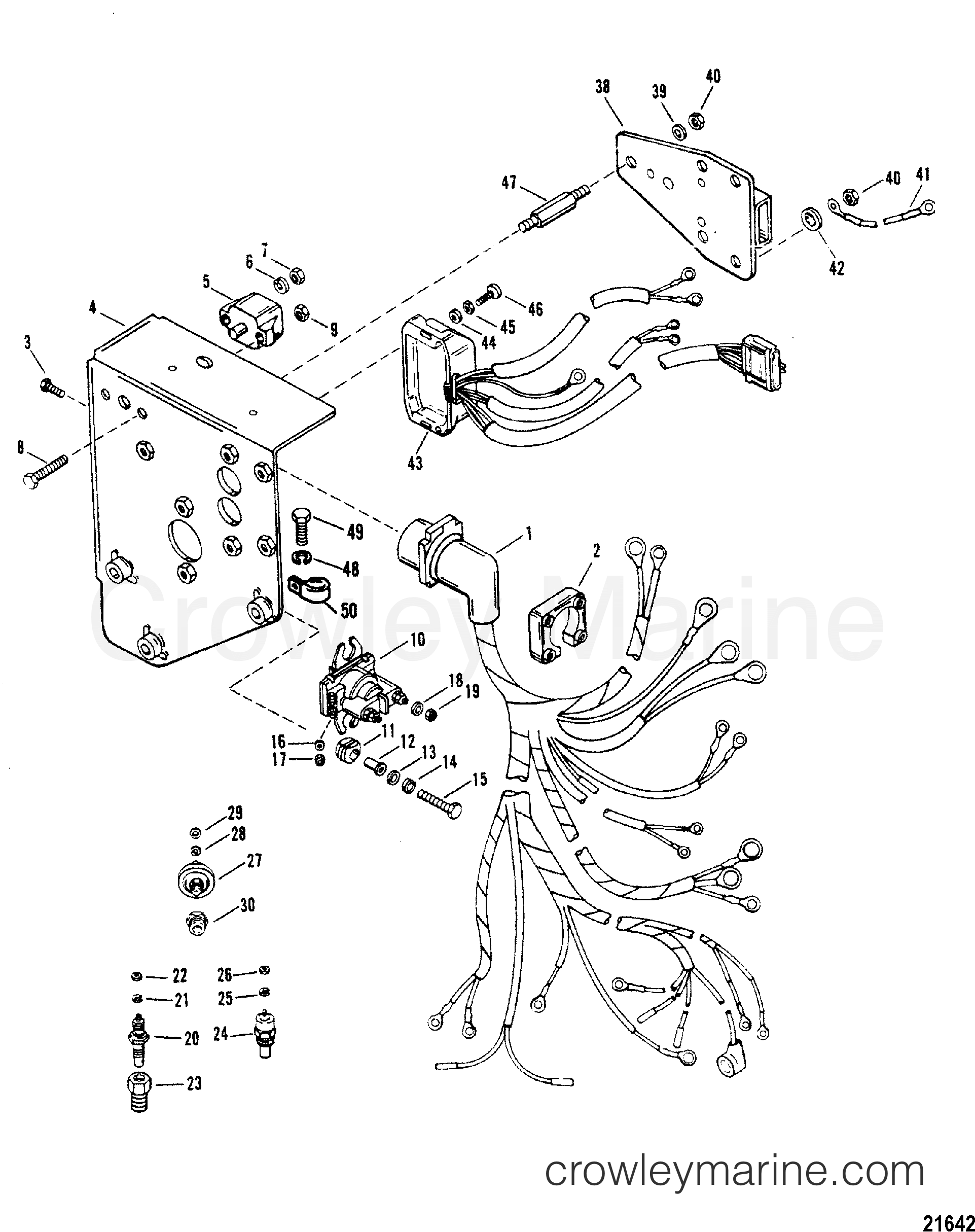 87 mercruiser 5 0 engine diagram  diagram  auto wiring diagram