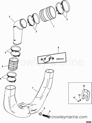 mercruiser 3 0 ignition wiring diagram with 1599 on 561542647275890571 additionally 1599 besides Mercruiser 120 Exhaust Diagram furthermore Mercury Outboard Cooling System Diagram in addition Volvo Penta Ignition Wiring Diagrams.