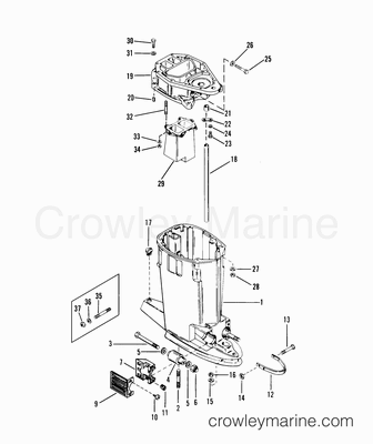 Evinrude Control Box Wiring Diagram likewise Yamaha Outboard Wiring Harness For Trim Gauge moreover Yamaha Outboard Drive Diagram moreover 70 Yamaha Outboard Wiring Diagram Pdf in addition Evinrude Tilt And Trim Diagrams. on yamaha 703 remote control wiring diagram