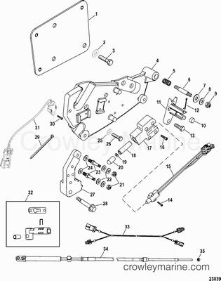 2009 mercruiser race sterndrive 525 efi  bravo   4wh2225xh