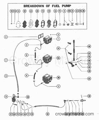 mercury outboard rectifier wiring diagram  mercury  free