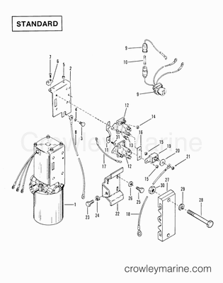 wiring diagram for a rev limiter cover for a wiring