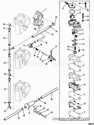 2012 International Truck Wiring Diagram further 624 together with 278 besides Mercury Tachometer Wiring Harness as well Bobcat S175 Parts Diagram. on outboard wiring diagrams on mariner ignition switch diagram