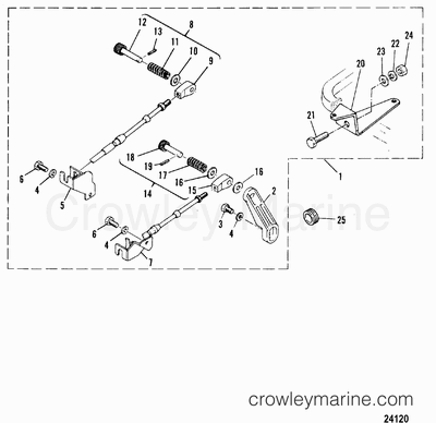 1278318 Wiring Up 52 Truck Lots Of Questions Thanks as well 74 Hp Johnson Outboard Diagram further Diagram Of Mercury 20hp Motor besides 75 Hp Outboard Motor also Force 85 Trim Wire Diagram. on 1973 mercury outboard motor wiring diagram