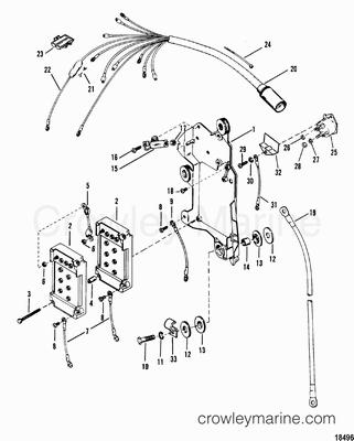 Mercruiser Power Trim Wiring Diagram Mercruiser Free