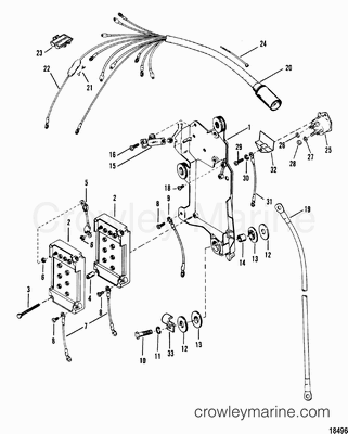 mercruiser power trim wiring diagram mercruiser free brp evinrude ignition switch wiring diagram 1973 evinrude ignition switch wiring diagram #10