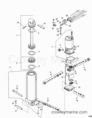 mercury outboard 115 hp fuel pump diagram mercury 20 hp