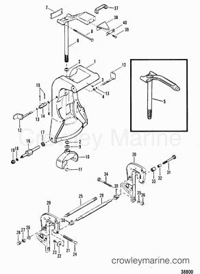 omc control box electric shift models wiring diagram. Black Bedroom Furniture Sets. Home Design Ideas
