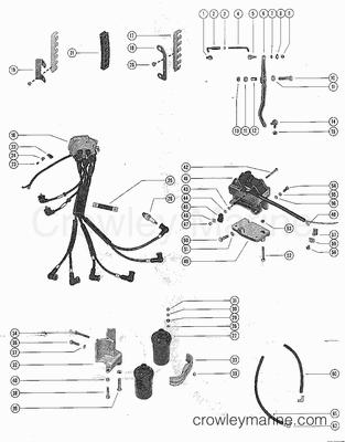 mercury outboard rectifier wiring diagram mercury outboard
