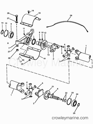 1996 Johnson Outboard Wiring Diagrams
