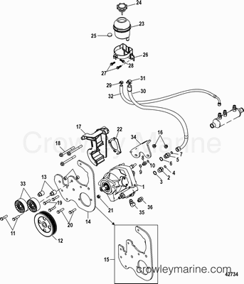 mercruiser cooling system alpha 3 0 with Mercruiser Raw Water Pump Diagram on 4 3 Mercruiser Engine Wiring Diagram moreover 2330 in addition 7801 together with Mercruiser Engine Alignment besides Mercruiser Raw Water Pump Diagram.
