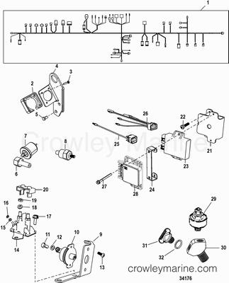 Chevy 350 Engine Diagrams Online likewise 13940 likewise Wiring Diagram For Lexus Es350 moreover Chevrolet 454 74 Boat Engine Chevrolet Engines Various also Hp 4 Cylinder Mercruiser 470 Engines. on mercruiser 3 0 distributor diagram