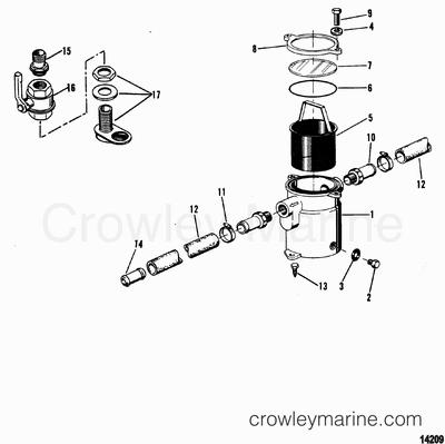 Engine Oil Heat Exchanger