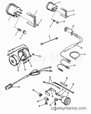 mercury outboard rectifier wiring diagram with 2096 on 80 Hp Mercury Motor Wiring Diagram moreover 446 moreover 400 as well 3 Wire Regulator Rectifier Wiring Diagram together with Mercury Power Steering Wiring Diagram.