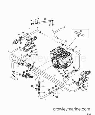7 3l Fuel Filter Housing Sensor