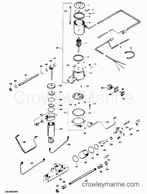 Ignition Wiring Diagram Johnson Outboard