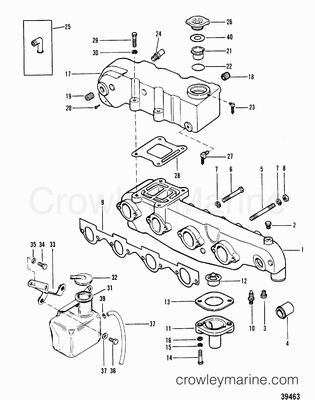 1985    Mercruiser    170   01701335   Parts Lookup  Crowley Marine