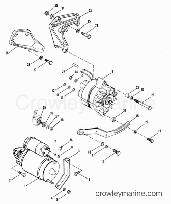 979 as well Gxi Volvo Penta Wiring Diagram together with 1061 in addition Yanmar Hitachi Alternator Wiring Diagram in addition Album page. on motorola marine alternator wiring diagram