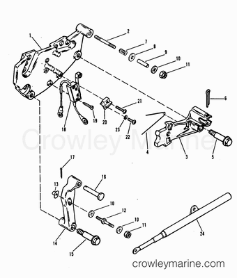 RepairGuideContent together with Johnson Evinrude Parts as well Johnson Evinrude Parts likewise Crusader Engine Wiring Diagram further Volvo Penta 5 0 Engine Diagram. on crusader fuel pump wiring diagram