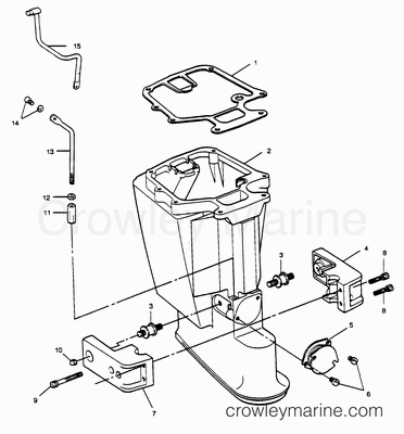 Mercruiser Trim System Wiring Diagram as well Mercury Optimax Wiring Diagram additionally Wiring Diagram For 1970 Suzuki 125 furthermore 40 Hp Mercury Lower Unit Diagram in addition Wiring Diagram For Johnson Outboard Motor. on suzuki outboard wiring diagrams