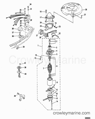 Evinrude 40 Hp Outboard Oil Injection Diagrams