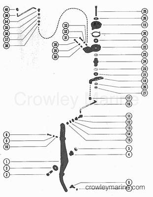 mercury outboard remote control wiring diagram with 684 on Wiring Diagram For Mercury Outboard Motor additionally Omc Johnson Evinrude Control Box in addition Wiring Diagram For Johnson Outboard Motor likewise Quicksilver 3000 Wiring Diagram together with 7093.