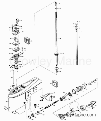 Omc Engine Parts Diagram likewise Bravo 1 Outdrive Diagram as well Wiring Harness For Boat Motor also Wiring Harness For A Mercury Outboard moreover Marine Sea Water Pump. on mercury outboard water pump diagram