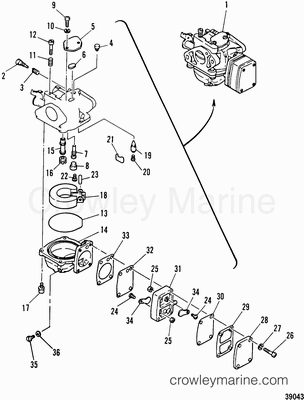 Wiring Diagram For Mercury Outboard Motor Mercury Outboard