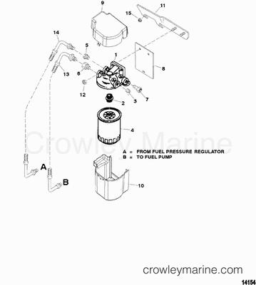 Mercruiser Electrical System Wiring Diagrams