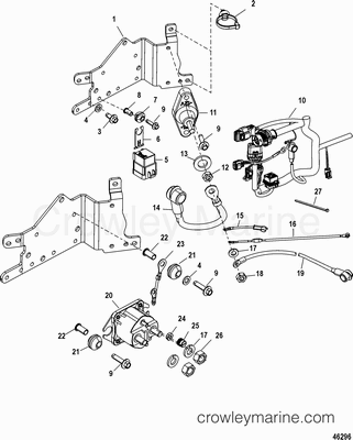 Outboard Steering Cable Diagram as well Ke Force Wiring Diagram in addition Trim Tab Switch together with Yamaha  c Engine Diagrams moreover 1988 Yamaha Tw200 Wiring Diagram. on 1988 yamaha outboard wiring diagram