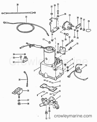 Mariner Outboard Trim Wiring Diagram Wiring Source